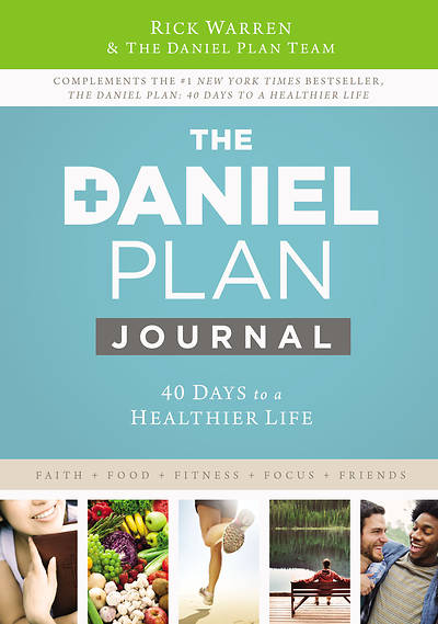 Picture of Daniel Plan Journal
