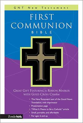 First Communion Bible Good News Translation