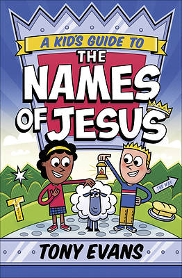 Picture of A Kid's Guide to the Names of Jesus