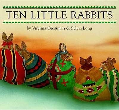 Picture of Ten Little Rabbits Board Book