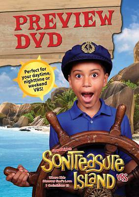Gospel Light VBS 2014 SonTreasure Island Preview DVD