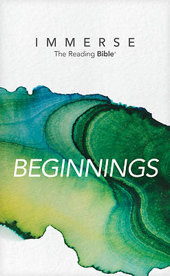 Picture of Immerse Beginnings (Softcover)