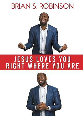 Picture of Jesus Loves You Right Where You Are