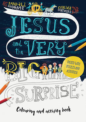 Picture of Jesus and the Very Big Surprise Activity Book
