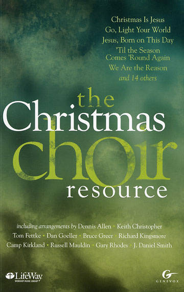 The Christmas Choir Resource SATB Choral Book
