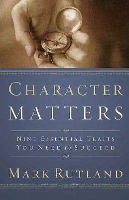 Picture of Character Matters