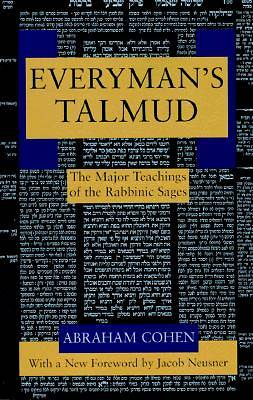 Picture of Everyman's Talmud