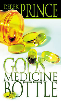 Gods Medicine Bottle
