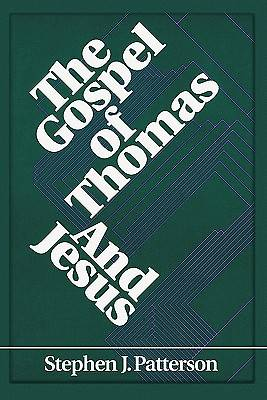 The Gospel of Thomas and Jesus