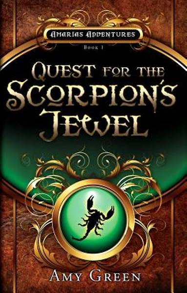 Picture of Quest for the Scorpion's Jewel [ePub Ebook]