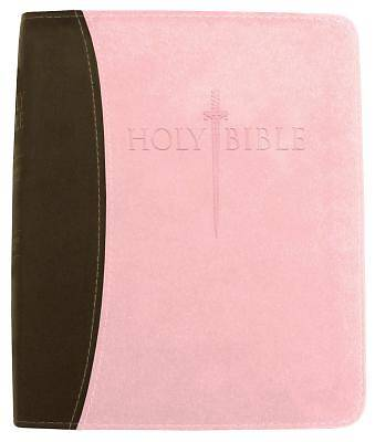 Picture of Thinline Bible-OE-Personal Size KJV Easy Read