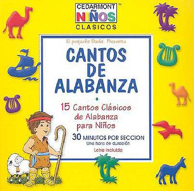 Cantos de Alabanza Audio CD