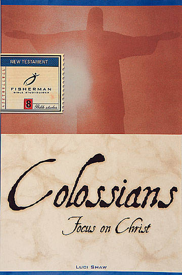 Picture of Fisherman Bible Studyguide - Colossians