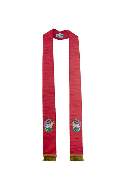 Picture of MDS Red Lamb of God Stole