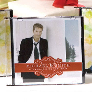 Michael W. Smith - Its A Wonderful Christmas CD