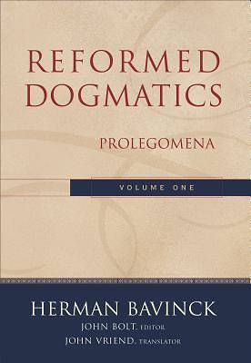Picture of Reformed Dogmatics