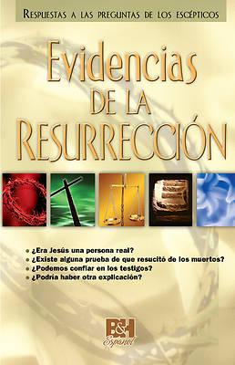 Picture of Pruebas de la Resurreccion, Folleto (Evidence for the Resurrection, Pamphlet)