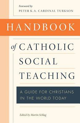 Picture of Handbook of Catholic Social Thought
