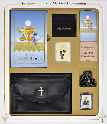 Picture of First Mass Book (My First Eucharist) (Premier Set)