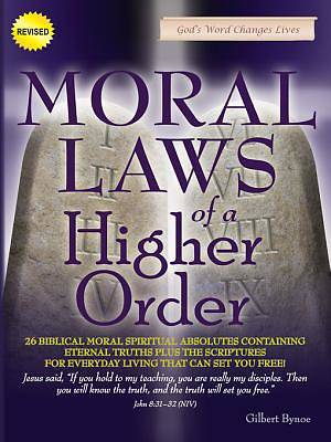 Moral Laws of a Higher Order, New Edition [Adobe Ebook]