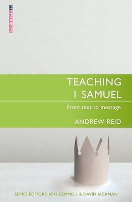 Picture of Teaching 1 Samuel