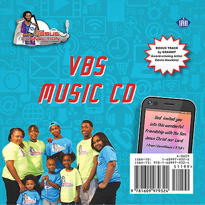 UMI VBS 2014 The Jesus Connection Music CD