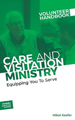 Picture of Care and Visitation Ministry Volunteer Handbook
