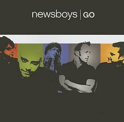Newsboys - Go CD