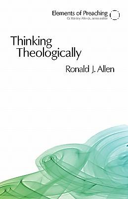 Thinking Theologically