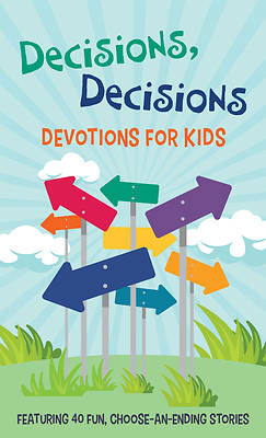 Picture of Decisions, Decisions Devotions for Kids