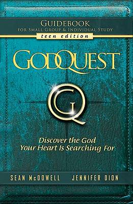 Picture of Godquest Guidebook for Teens