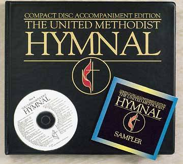 The United Methodist Hymnal Compact Disc Accompaniment Edition Disc 8