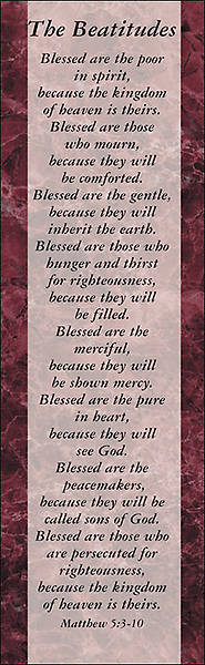 Picture of The Beatitudes