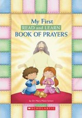 Picture of My First Read and Learn Book of Prayers