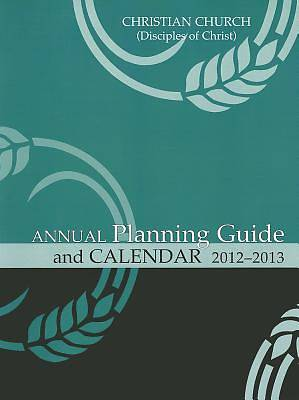Annual Planning Guide & Calendar 2012-2013 (Print Edition)