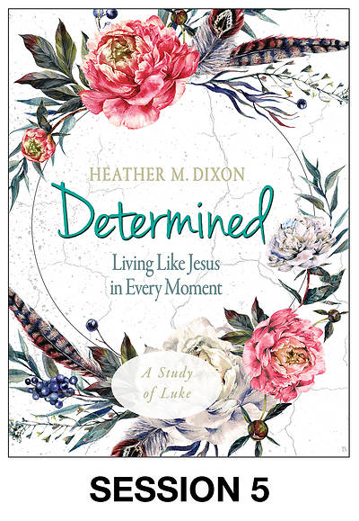 Picture of Determined - Women's Bible Study Streaming Video Session 5