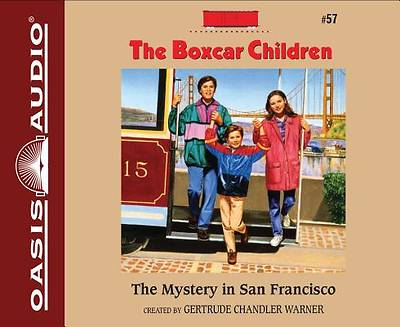 The Mystery in San Francisco (Library Edition)