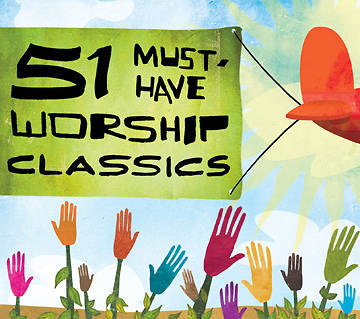 51 Must Have Worship Classics CD