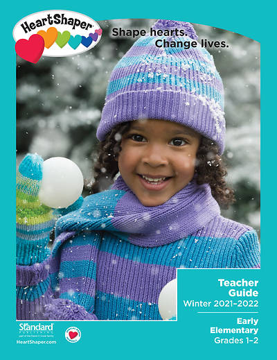 Picture of HeartShaper Early Elementary Teacher Book Winter