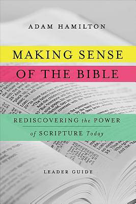 Picture of Making Sense of the Bible [Leader Guide] - eBook [ePub]