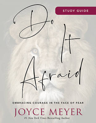Picture of Do It Afraid Study Guide