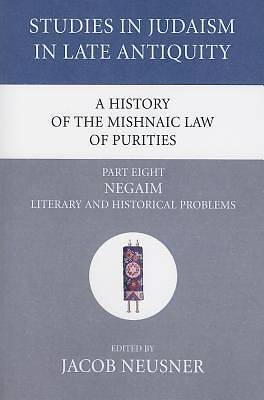 Picture of A History of the Mishnaic Law of Purities, Part Eight