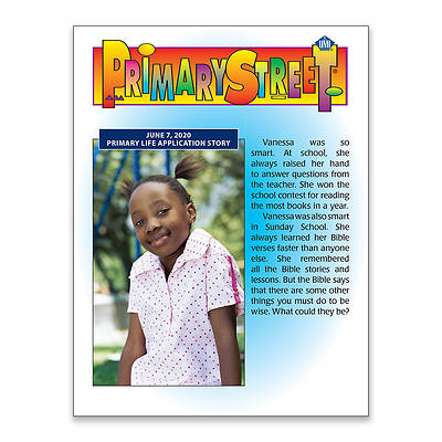 Picture of UMI Primary Street Student Summer 2020