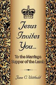 Picture of Jesus Invites You... to the Marriage Supper of the Lamb
