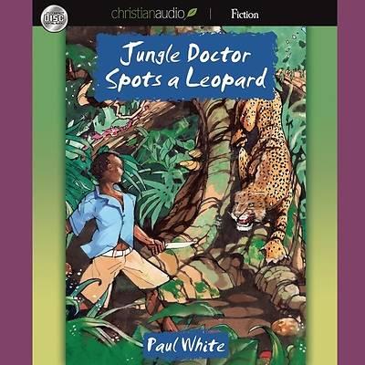 Picture of Jungle Doctor Spots a Leopard Lib/E