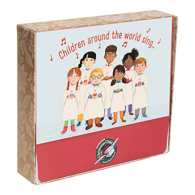 Picture of Children Around The World Christmas Cards