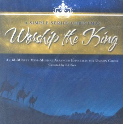 Worship the King Listening CD