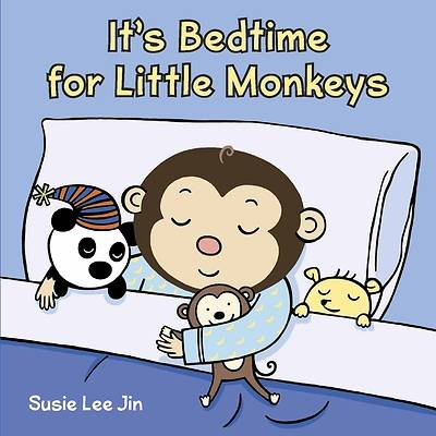 Its Bedtime for Little Monkeys