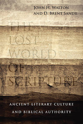 Picture of The Lost World of Scripture
