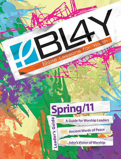 Bible Lessons for Youth Spring 2011 Teacher book download